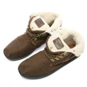 TOMS Botas Highlands Brown Boots